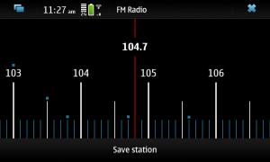 N900 radio